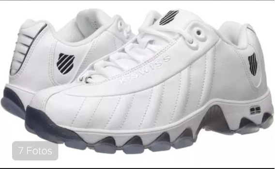 K- Swiss St 329 Sb 06369-121-m White/black/ice.