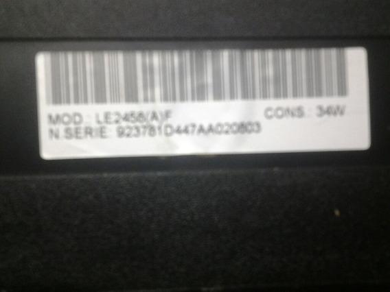 Barra De Led Tv Semp Le2458(a)f