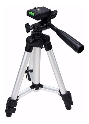 Tripé Fotográfico Universal Profissional Canon Nikon Sony Bk