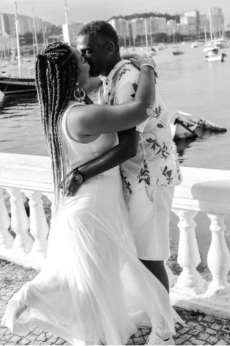 Imagem 1 de 2 de Mini Ensaio Pré-wedding - Farol Da Barra