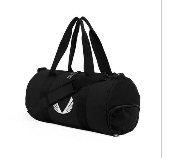 Mochila Y Gorra Asrv Gym Crossfit Fitness Bag Amplia Compart