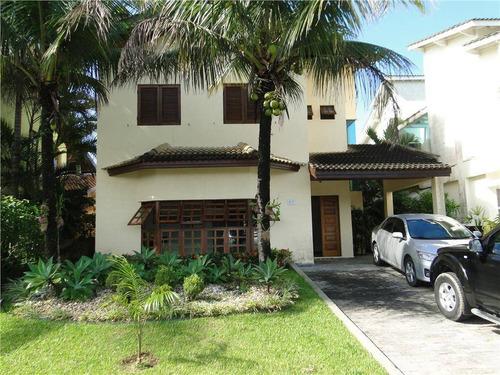 Casa À Venda, 300 M² Por R$ 1.950.000,00 - Condomínio Hanga Roa - Bertioga/sp - Ca0095