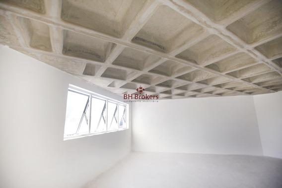 Excelente Sala Com 48,34m² No Santo Agostinho! - 8231