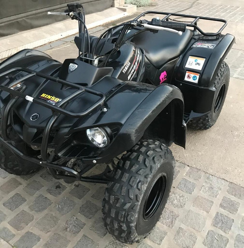 Cuatriciclo Yamaha 125 Grizzly
