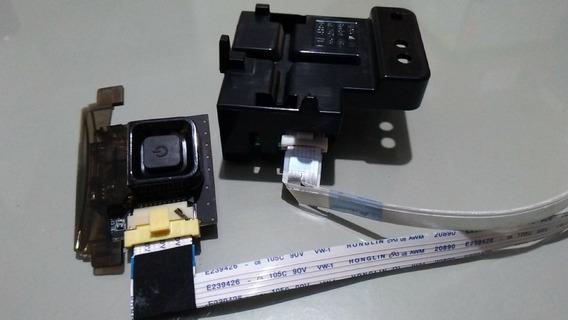 Botão Power Sensor E Modulo Wifi Tv Lg 43lh5700