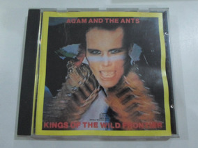 Cd Adam And The Ants - Kings Of The Wild Frontier Importado