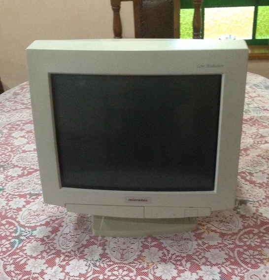 Monitor Microtec Svga, N O V O Type-model - 1502 B1