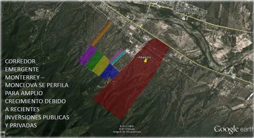 Imagen 1 de 3 de Terreno Industrial En Abasolo Nl