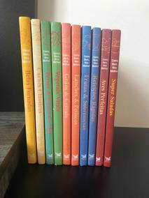 Coleção Com 10 Livros De Culinária - Coma Bem, Viva Melhor!