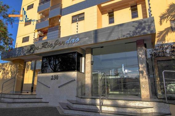 Apartamento Com 4 Dormitórios À Venda, 168 M² Por R$ 750.000,00 - Jundiaí - Anápolis/go - Ap0299
