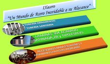 Laminas, Tuberias Y Accesorios En Acero Inoxidable