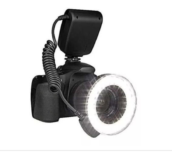 Flash Led Macro Circular Nikon D7100 D3200 D3000 D5100 D3300