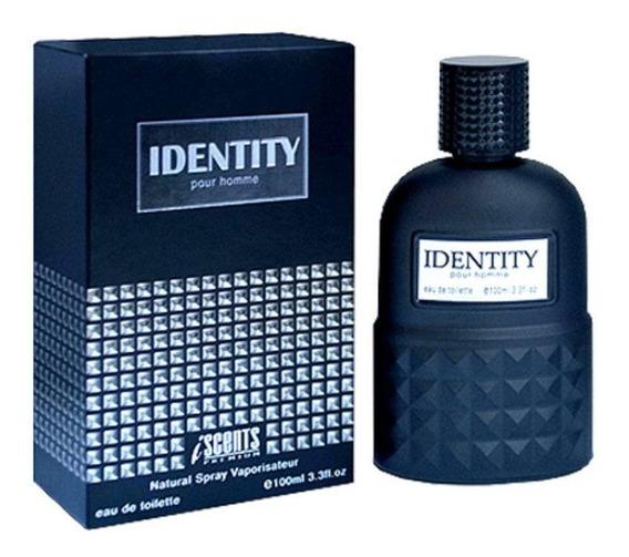 Perfume Identity Edt Masc 100 Ml - I Scents Un