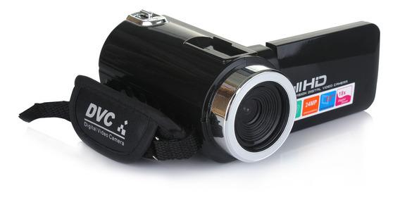 Filmadora Profissional 4k Hd Video Câmera Visão Not. 3.0 I