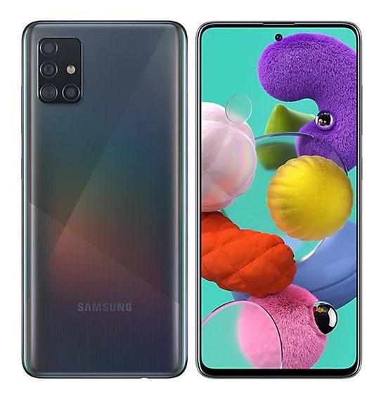 Samsung Galaxy A51 128gb 4gb - Negro
