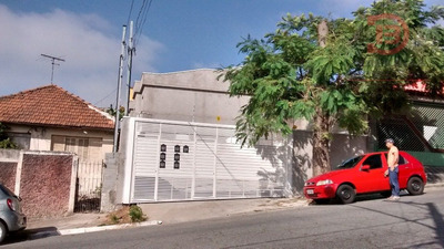 Sobrado Em Condominio - Parque Boturussu - Ref: 6093 - V-6093