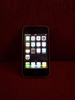 iPhone 3g 16gb Preto