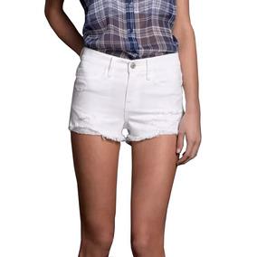 Short Jeans Abercrombie Feminino - Tam: 36/38 (4) - P1