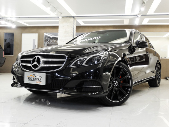 Mercedes-benz E250 Avantgarde 2014 Blindado