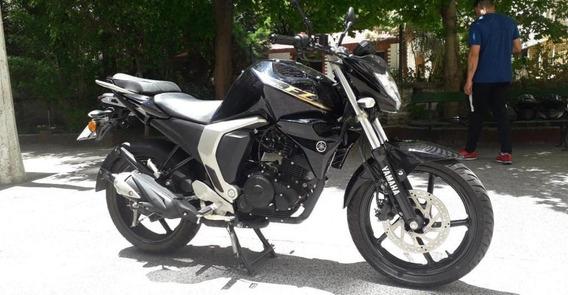 Yamaha Fz Fi 2.0 Negra 8500km Impecable