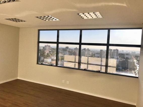 Sala Para Alugar, 35 M² Por R$ 1.400/mês - Centro - São José Dos Pinhais/pr - Sa0106