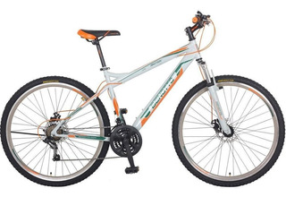 Bicicleta Benotto Montaña Ignition R29 21v Shimano Dob Disco