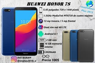 Huawei Honor 7s 16gb 2gb Ram Dual Sim