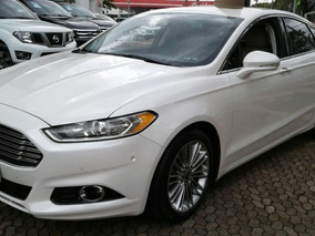 Ford Fusion Titanium Plus Awd 2.0 16v Gtdi At 2015/2016 0876