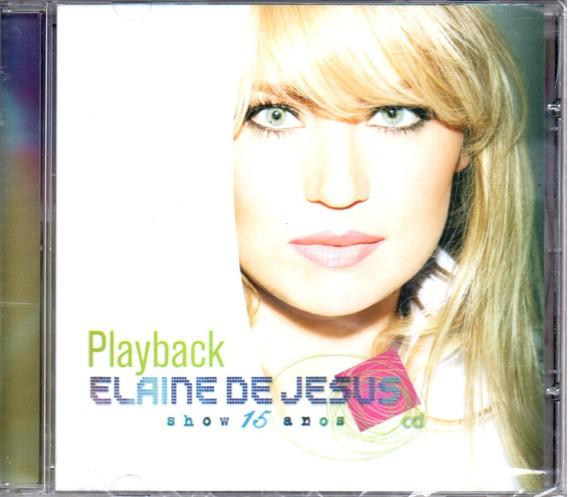 BAIXAR CD PLAYBACK ELAINE DE JESUS CELESTIAL