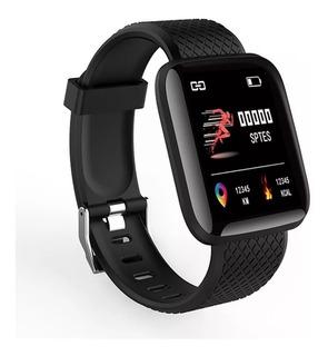 Smartwatch D13 Relógio Inteligente Monitor Cardíaco Oximetro