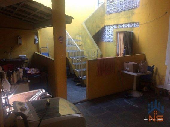 Casa Residencial À Venda, Vila Do Castelo, São Paulo - Ca2907. - Ca2907