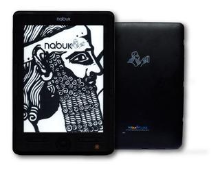 Ereader Nabuk Lux 3 - Lector De Libros (tipo Kindle)