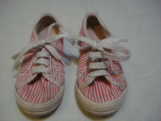 Zapatillas De Nena N°25