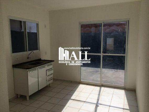 Casa De Condomínio Com 2 Dorms, Condomínio Residencial Parque Da Liberdade V, São José Do Rio Preto - R$ 148.000,00, 60m² - Codigo: 3344 - V3344
