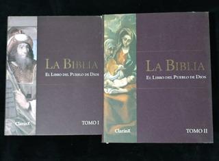 La Biblia, El Libro Del Pueblo De Dios, Tomo I Y Ii