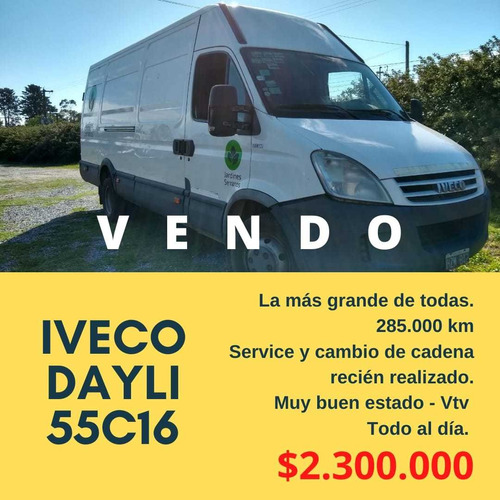Iveco Dayli 55c16