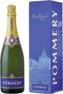 Champagne Pommery Brut Royal ( Sin Caja)