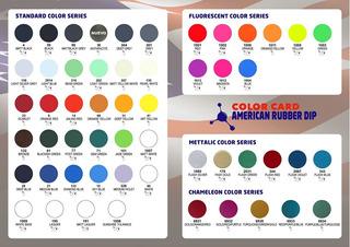 American Rubber Dip - Pintura Plastica, Cambio De Auto