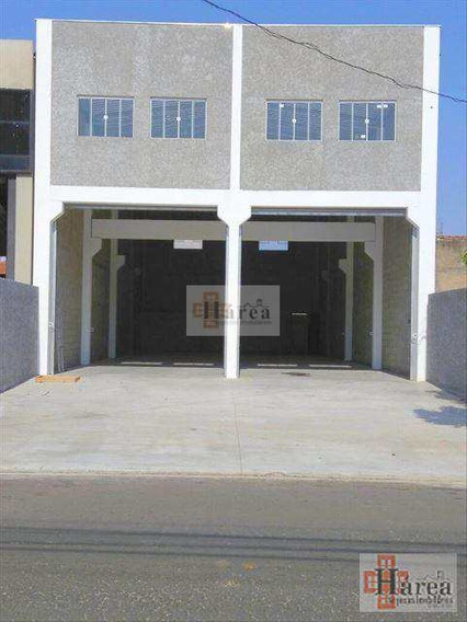 Barracão: Wanel Ville - Sorocaba - V11603