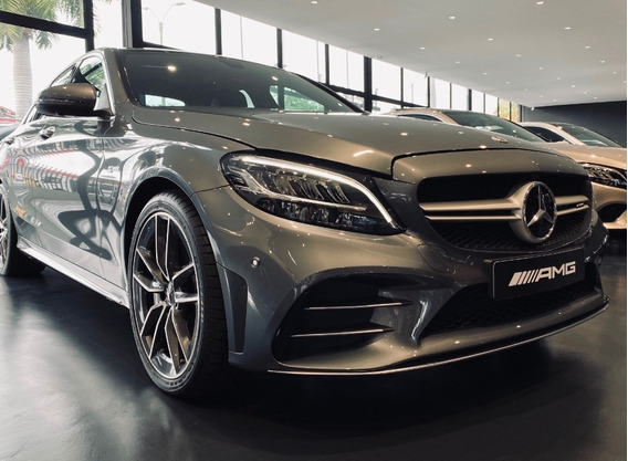 Mercedes Benz Amg C 43 4*0 At 2020 - 0km