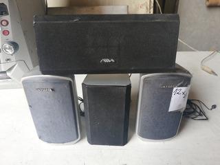 Parlantes Aiwa Para Home Modelo Sx S85 Y Sssx Vx55s