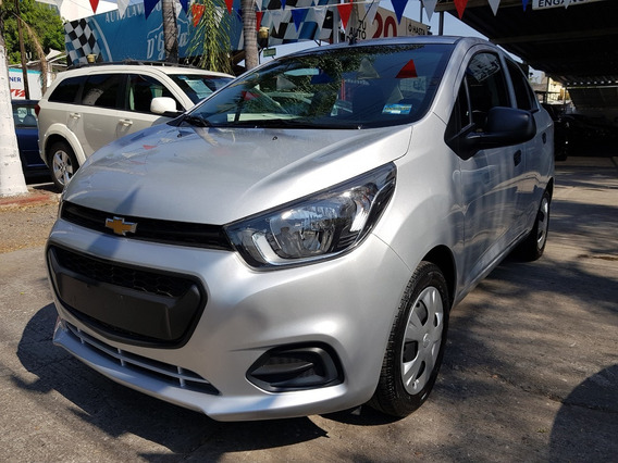Chevrolet Beat Nb Lt Sedan Paq B 2018