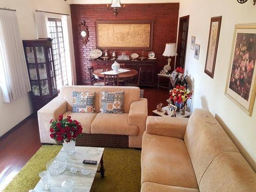 Imagem 1 de 30 de Casa Com 3 Dormitórios À Venda, 194 M² Por R$ 750.000,00 - Chácara Da Barra - Campinas/sp - Ca1014