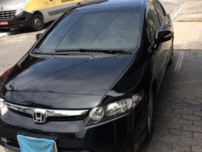 Honda Civic 1.8 Exs Flex Aut. 4p (segundo Dono)