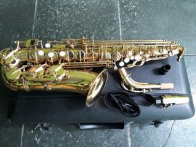 Sax Alto Jupiter 567 Tawian Orig Saxofone De Luthier Troco+$