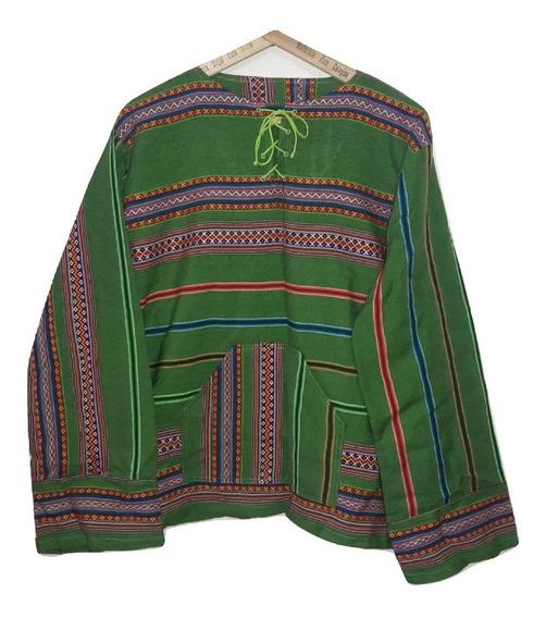 Camisa Remera Camisaco Andino De Aguayo - Varios Colores!!