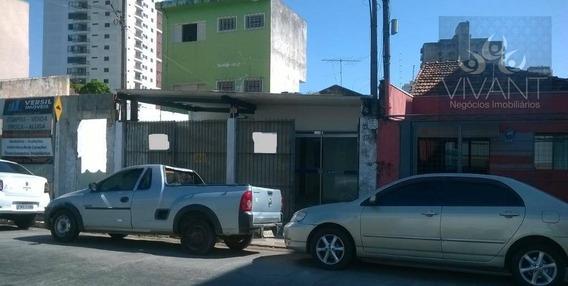 Casa Comercial Para Locação, Vila Paiva, Suzano. - Ca0075
