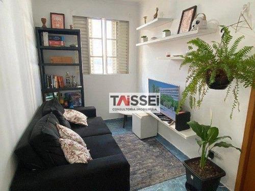 Imagem 1 de 19 de Apartamento Com 1 Dormitório À Venda, 43 M² Por R$ 370.000,00 - Vila Dom Pedro I - São Paulo/sp - Ap8438