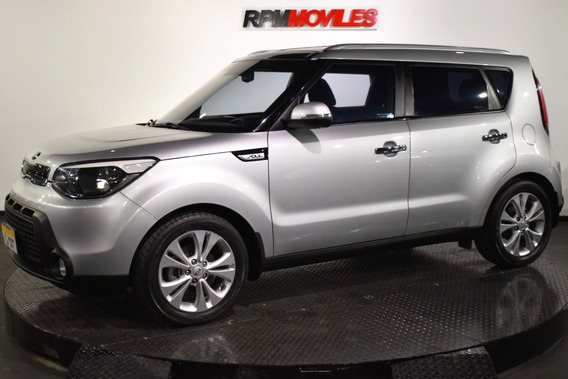 Kia Soul 1.6 Ex 132cv 6at 2015 Rpm Moviles