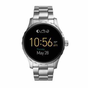 Relógio Smartwatch Fossil Q Prata